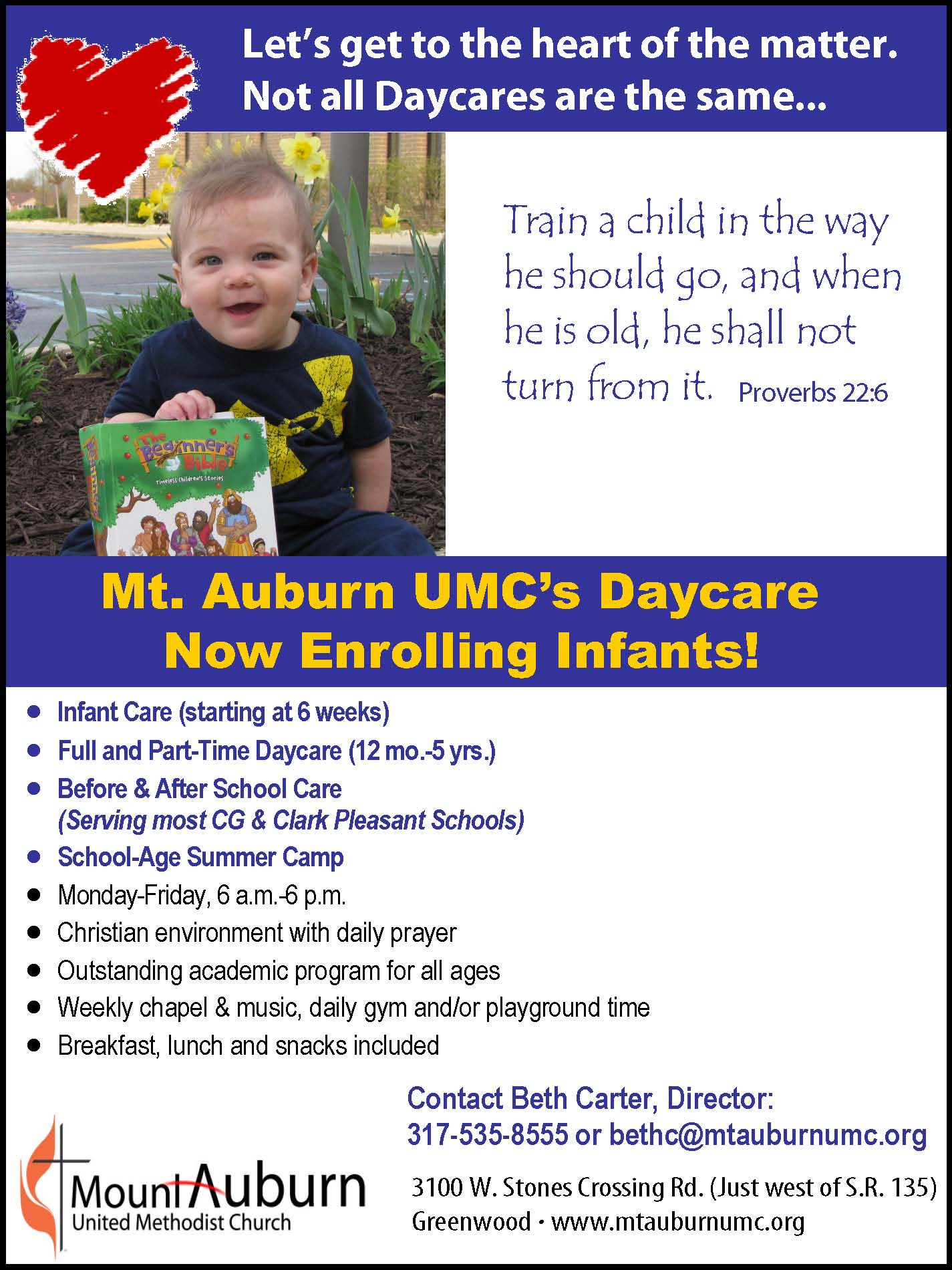 daycare newsletter related keywords suggestions daycare daycare mt auburn umc greenwood na